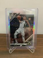 2019-2020 Donruss Optic Giannis Antetokounmpo Silver Holo Prizm #81 Bucks