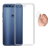 Ultradünn TPU Schutzhülle Huawei P10 Plus Soft Silikon Case Cover Bumper 0.6mm