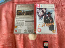 L.A. Noire (Sony PlayStation 3, 2011)