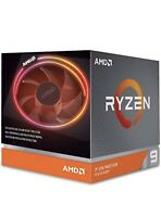 AMD Ryzen 9 3900x CPU Box Only