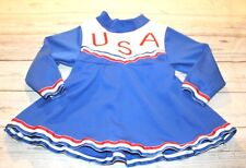 Olympic USA Outfit Size 1-2 years Figure Skating, Gymnastics