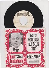 Kurt Lauterbach -  Ganz verrückt nach Mini bin i