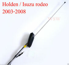 Holden RA 03-08 Rodeo Isuzu Denver Dmax Pillar AM FM Antenna Aerials Mast Rope