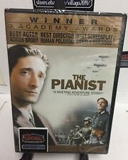 The Pianist New Dvd Free Shipping!