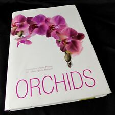 Orchids Petroni Botticelli Flowers Plants Book Coffee Table Botany Flower