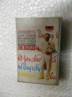 JAMES LAST PLAYS THE BEATLES GREATEST SONGS CLAMSHELL RARE CASSETTE TAPE INDIA