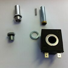 LPG CONVERTER Black Solenoid and Plunger KIT- AIROD Longas E20