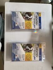 Sentry 2 x 6-Count Fiproguard Plus For Dogs Squeeze-on (89-132 pound) 1yr Supply