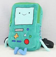 Adventure Time Plush Beemo Soft Backpack Bags Gift 11inch