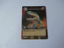 Carte Dinosaur King Abélisaure Edition de Base !!!