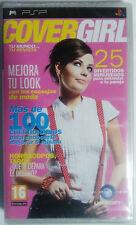 COVER GIRL. JUEGO PARA SONY PSP. PAL ESP. NUEVO, PRECINTADO.