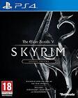 The Elder Scrolls V : Skyrim - édition spéciale JEU PS4 NEUF