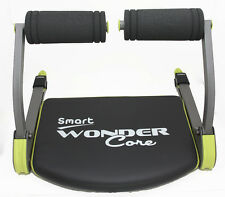 Smart Wonder Core Ab Total Body Toning Fitness Exercise Workout Strength Trainer
