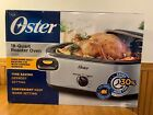 Oster Roaster Oven with Self-Basting Lid 18 Quart Silver CKSTRS18-VHD-V New  photo