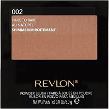 Revlon Powder Blush 002 Dare to Bare 5gm