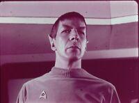Star Trek TOS 35mm Film Clip Slide The Cage Spock Leonard Nimoy 1.0.27