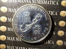BERMUDA DOLLAR SILVER PROOF 1972  COD. BERMUDA-4