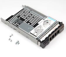 "3.5"" Hard Drive Tray Caddy w/2.5"" Adapter For Dell Gen13 PowerEdge R330"
