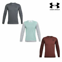 Under Armour Herren Sportstyle Terry Crew Sweatshirt Pullover UA 1357103