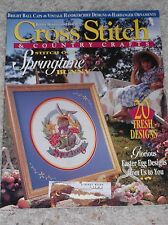 Better Homes and Gardens Cross Stitch & country Crafts MAR/APR 1994 Magazine