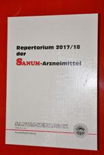 Sanum Repertorium der Sanum - Arzneimittel ganzheitliche Medizin wie Neu