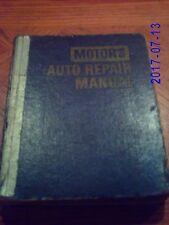1971 MOTORS  Auto  Repair  Manual  SHOP MANUAL