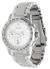 Dugena Premium Orologio da polso uomo cronografo argento 7090158