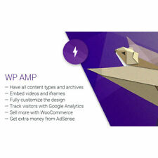 WP AMP – Accelerated Mobile Pages for WordPress and WooCommerce - Wordpress P...