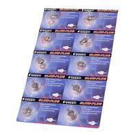 10pcs HSP Super Glow Plug No.3 N3 Hot 70117 for RC Nitro Engines Car Truck