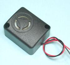 Painfully Loud EXTREME 108db Mini Siren Piezo Warble Alarm 12VDC 9VDC 6VDC 12v