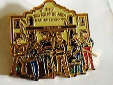 San Antonio The Alamo NPF Mid Atlantic Area 1999 Pin Mint Extra Rare Collection