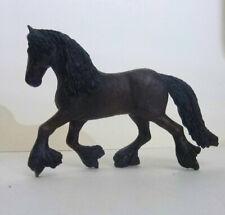 Papo Frisian Horse stunning dark bay