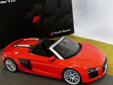 1/18 iScale Audi R8 Spyder V10 dynamitrot 044805