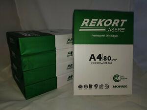 Kopierpapier MOPAK DIN A4 210x297mm 10.000 Blatt