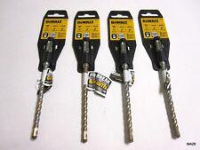"DEWALT 1/4"" x 4"" x 6"" Rock Carbide SDS+ Hammer Bit DW5417"