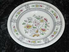 Vintage Replacement China Wood & Sons Wide Rimmed Soup Bowl DORSET PATTERN 1950s