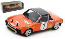 Spark S5582 Porsche 914/6 #7 3rd Monte Carlo Rally 1971 - B Waldegard 1/43 Scale