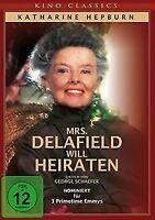 Mrs. Delafield will heiraten von George Schaefer   DVD   Zustand sehr gut