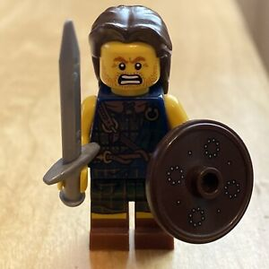 LEGO Highland Battler col06-2 Collectable Minifigures Series 6  Braveheart MINT