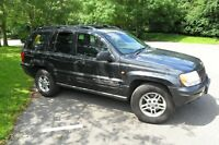 jeep grand cherokee wj. 2000.  breaking / spares , nut