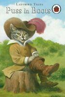 (Very Good)-Puss in Boots: Ladybird Tales (Hardcover)-Ladybird-1846461839