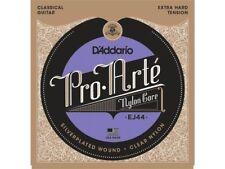 D'Addario Pro-Arté EJ44 Muta di corde per chitarra classica Extra Hard Tension