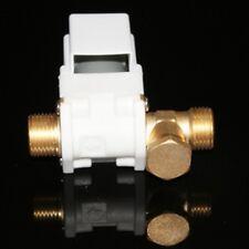 """N/C 12V DC 1/2"""" Elektrisches Magnetventil Für Wasser Luft Kopfventil Ventil"""