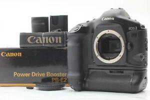 [MINT Count 009] Canon EOS-1V EOS1V 35mm SLR Camera Body PB-E2 From JAPAN