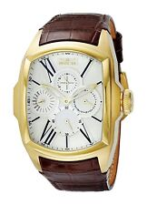 Invicta 18899 Men's Lupah 46.8mm Silver Dial Watch