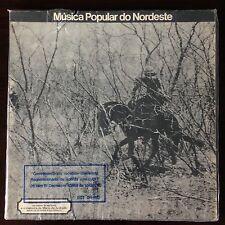 MUSICA POPULAR DO NORDESTE 4xLP Original 1973 Limited Brazilian Edition Box Set