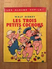 Walt Disney - Les trois petits cochons - 1949 - NEUF
