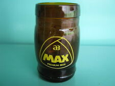 Asia Brewery Max VINTAGE Smoke Color Drinking Glass