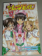 To Love Ru n. 17 - Hasemi Saki, Kentaro Yabuki - Edizioni Star Comics