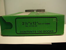 Schwartz Tuffy Milk Filters - 2 1/4 X 12 Sock - Box of 100